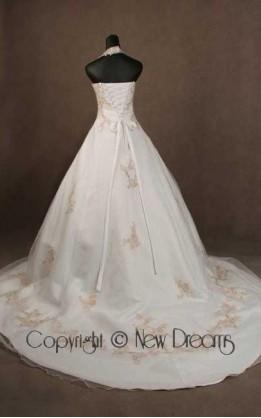 abito da sposa V5050