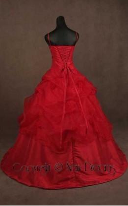 abito da sposa V5052