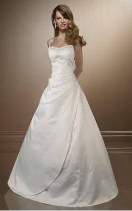 abito da sposa V5054