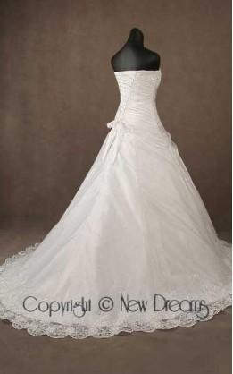 abito da sposa V5055
