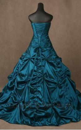 abito da sposa V5060