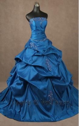 abito da sposa V5062