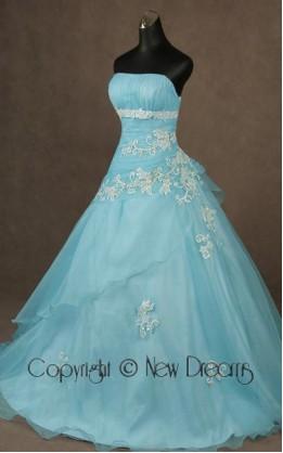 abito da sposa V5063