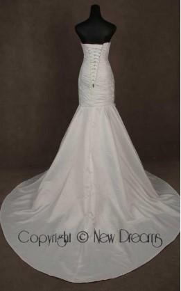 abito da sposa V5065