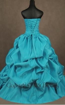 abito da sposa V5068