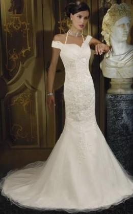 abito da sposa V5070