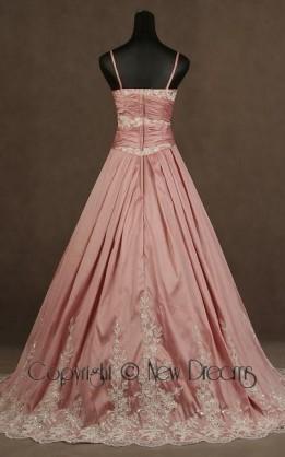 abito da sposa V5071