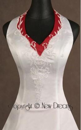abito da sposa V5089