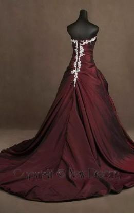 abito da sposa V5091