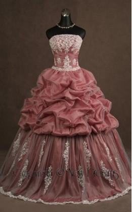 abito da sposa V5093