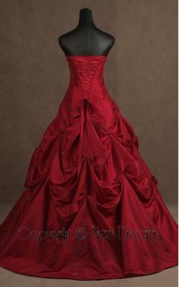 abito da sposa V5094
