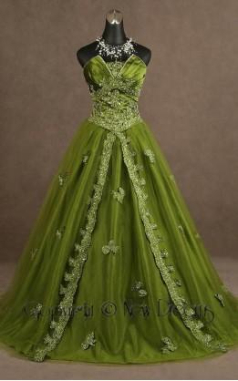 abito da sposa V5098