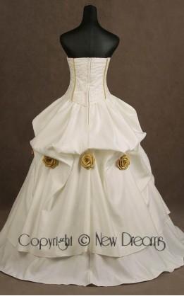 abito da sposa V5099