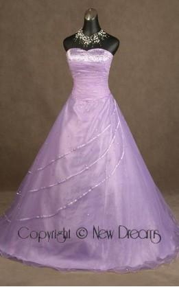 abito da sposa V5104