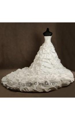 abito da sposa V5106