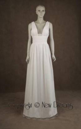 abito da sposa V5107