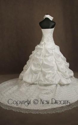 abito da sposa V5108
