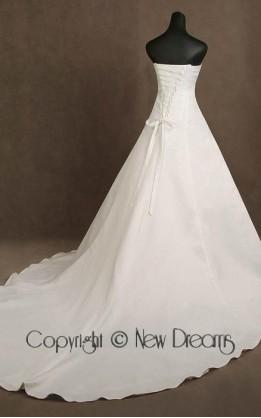 abito da sposa V5101