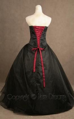 abito da sposa V5102