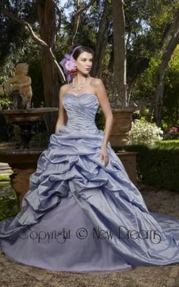 abito da sposa V5103