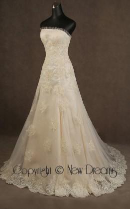 abito da sposa V5109