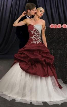 abito da sposa V5112
