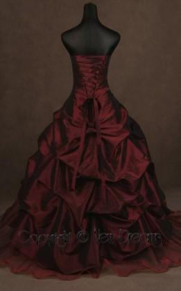 abito da sposa V5113