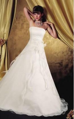 abito da sposa V5116