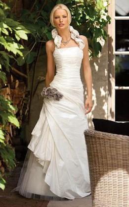 abito da sposa V5131