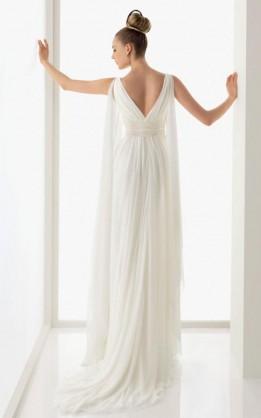 abito da sposa V5140