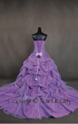 abito da sposa V5144