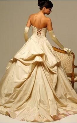 abito da sposa V5143