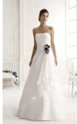 abito da sposa V5145