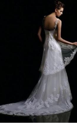 abito da sposa V5146