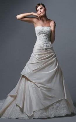 abito da sposa V5147
