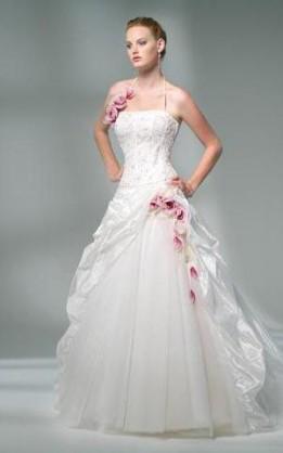 abito da sposa V5150