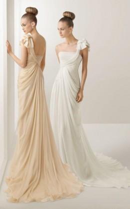 abito da sposa V5154