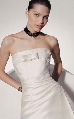 abito da sposa V5157