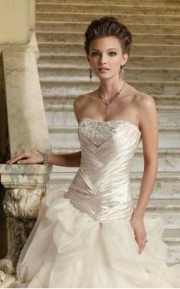 abito da sposa V5158