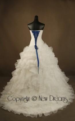 abito da sposa V5531