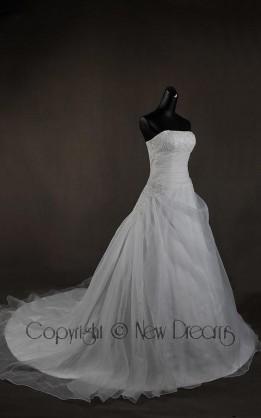 abito da sposa  V5702