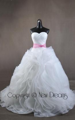 abito da sposa  V5704