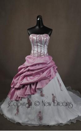 abito da sposa  V5712