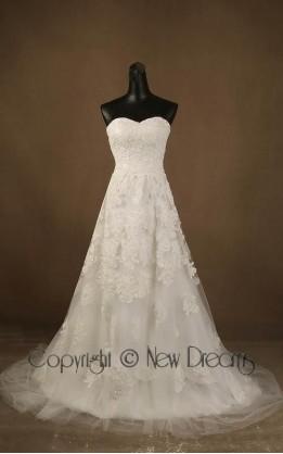 abito da sposa  V5713
