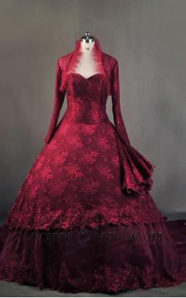 abito da sposa  V5715