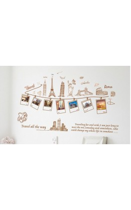 Wall sticker  frame mod 2