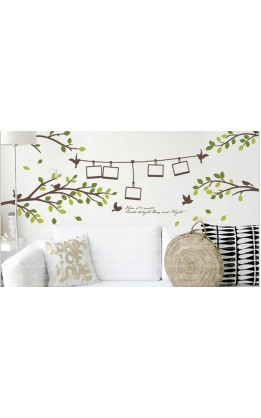 Wall sticker  frame mod 4