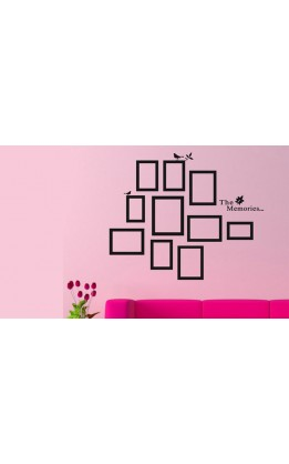 Wall sticker  frame mod 5