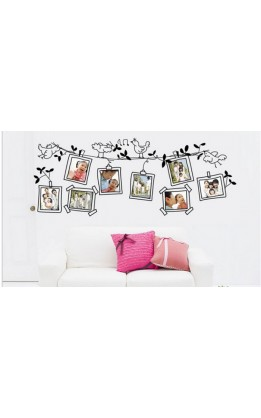 Wall sticker  frame mod 6