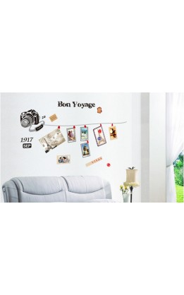 Wall sticker  frame mod 7
